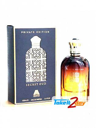 Anfar Secret Oud Private Edition Perfume For Men And Women 100 ML EDP