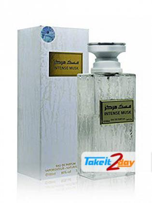 Arabiyat Intense Musk Perfume For Men And Women 100 ML EDP