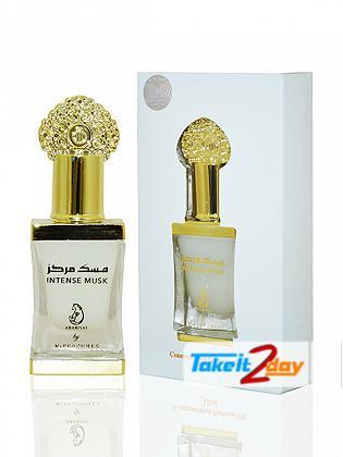Arabiyat Intense Musk Perfume For Men And Women 12 ML CPO