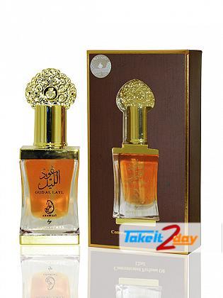 Arabiyat Oud Al Layl Perfume For Men And Women 12 ML CPO