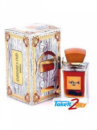 Arabiyat Khashab Oud White Perfume For Men And Women 100 ML EDP