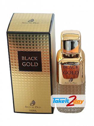 Ard Al Oud Black Gold Perfume For Men And Women 100 ML EDP