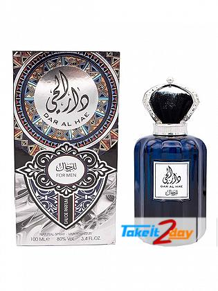 Ard Al Zaafaran Dar Al Hae For Men Perfume For Men 100 ML EDP