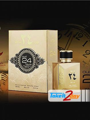 Ard Al Zaafaran Oud 24 Majestic Gold Perfume For Men And Women 100 ML EDP