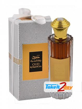 Ard Al Zaafaran Oud Romancea Perfume For Men And Women 100 ML EDP