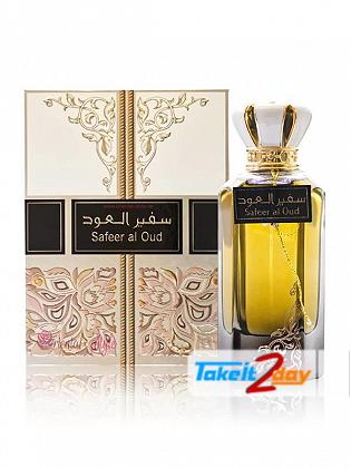 Ard Al Zaafaran Safeer Al Oud Perfume For Men And Women 100 ML EDP