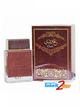 Ard Al Zaafaran Oudi Perfume For Men And Women 100 ML EDP