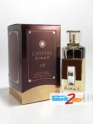 Ard Al Zaafaran Crystal Perfume For Men And Women 100 ML EDP
