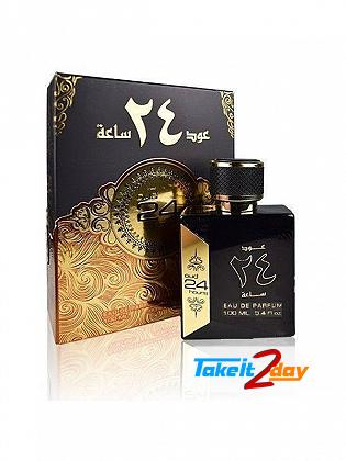 Ard Al Zaafaran Oud 24 Hours Perfume For Men And Women 100 ML EDP