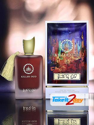 Paris Corner Killer Oud Death By Oud Perfume For Men 100 ML EDP