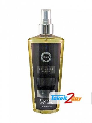Armaf Shades Fragrance Body Spray For Men 250 ML