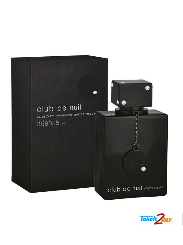 Armaf Club De Nuit Intense Perfume For Men 100 ML EDT (ARCLIN01)