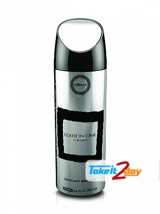 Armaf Edition One Deodorant Body Spray For Men 200 ML