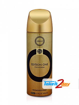Armaf Edition One Deodorant Body Spray For Women 200 ML