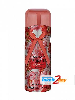 Armaf Enchanted Romance Deodorant Body Spray For Women 200 ML