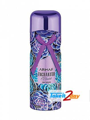 Armaf Enchanted Violet Deodorant Body Spray For Women 200 ML