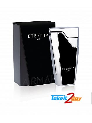 Armaf Eternia Pour Homme Perfume For Men 80 ML EDP