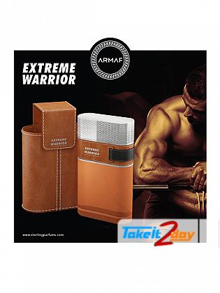 Armaf Extreme Warrior Perfume For Men 100 ML EDT