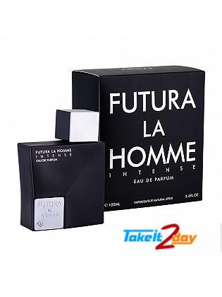 Armaf Futura La Homme Intense Perfume For Men 100 ML EDT