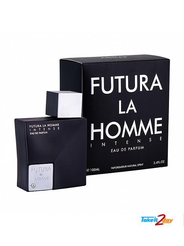 Armaf Futura La Homme Intense Perfume For Men 100 ML EDT (ARFUIN01)