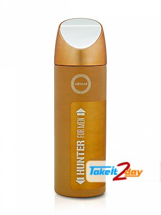 Armaf Hunter Deodorant Body Spray For Men 200 ML