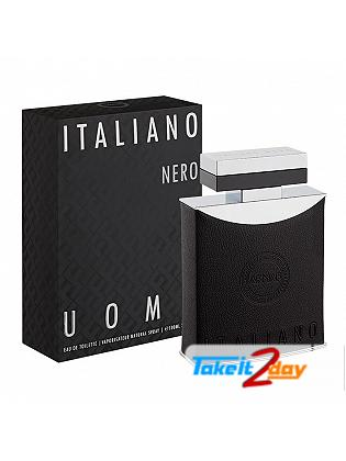 Armaf Italiano Nero Uomo Perfume For Men 100 ML EDT