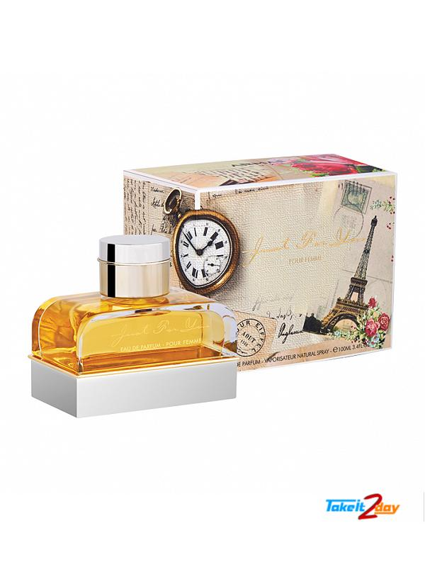 Armaf Just For You Pour Femme Perfume For Women 100 ML EDP (ARJU02)