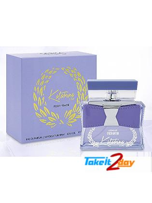 Armaf Enchanted Katarina Leaf Perfume For Women 100 ML EDP