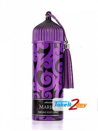 Armaf  Marjan Purple Deodorant Body Spray For Women 200 ML