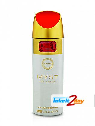 Armaf Myst Deodorant Body Spray For Women 200 ML