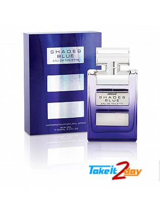 Armaf Shades Blue Perfume For Men 100 ML EDT