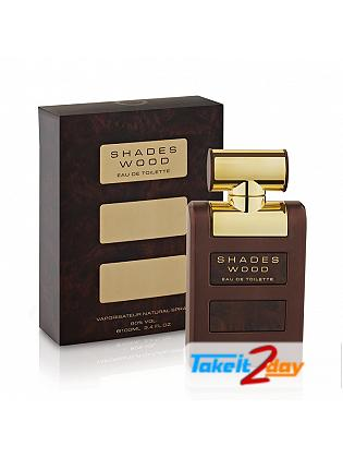 Armaf Shades Wood Perfume For Men 100 ML EDT