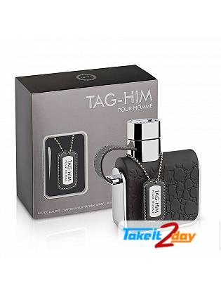 Armaf Tag Him Perfume For Men 100 ML EDT
