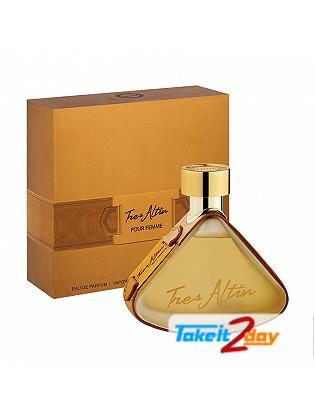 Armaf Tres Altin Perfume For Women 100 ML EDT