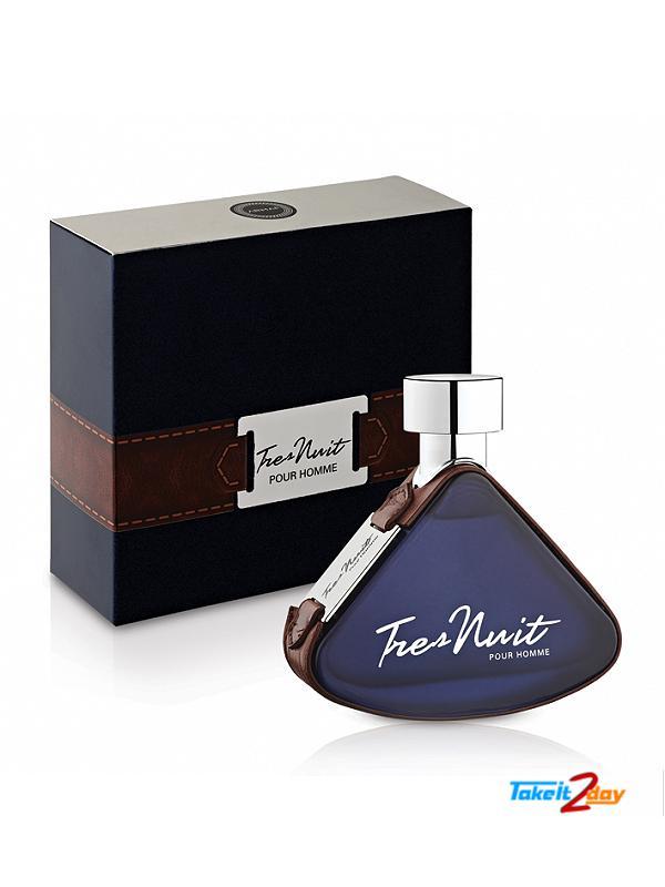 Armaf Tres Nuit Pour Homme Perfume 100 ML (AM06)