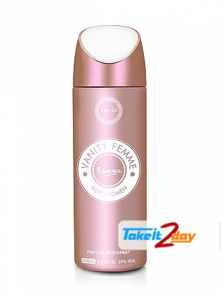 Armaf Vanity Femme Essence Deodorant Body Spray For Women 200 ML