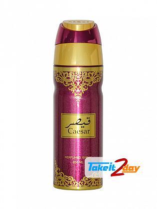 Arqus Caesar Perfume Deodorant Body Spray For Man And Women 200 ML