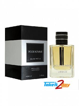 Arqus Pour Homme For Men 100 ML EDP By Lattafa Perfumes