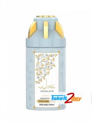 Asdaaf Andaleeb Deodorant Body Spray For Man And Women 250 ML