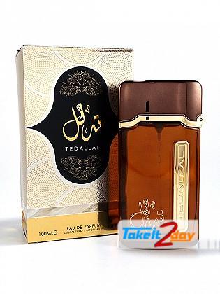 Asdaaf Tedallal Perfume For Men And Women 100 ML EDP