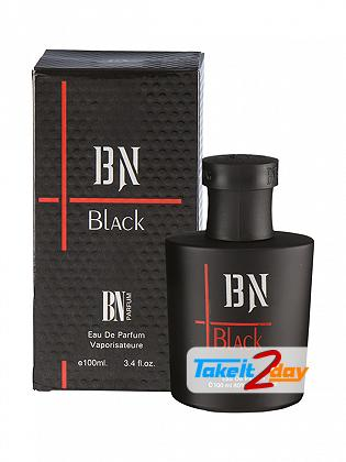 B N Parfums BN Black Perfume For Men 100 ML EDP