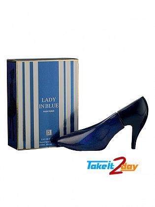 B N Parfums Lady In Blue Perfume For Women 100 ML EDP