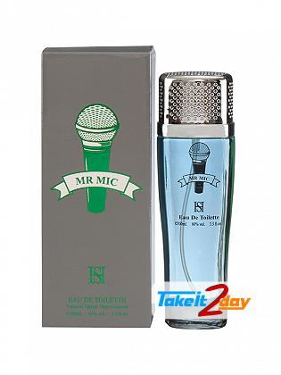 B N Parfums Mr Mic Perfume For Men 100 ML EDT