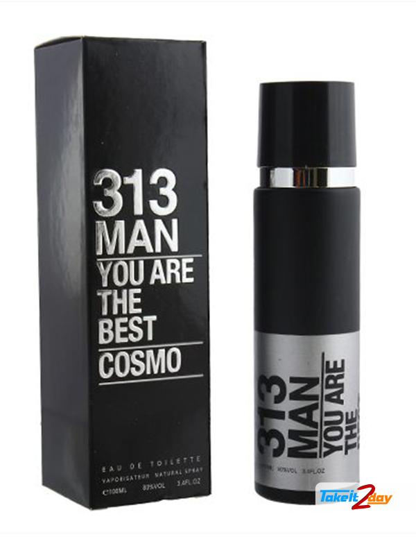 Cosmo Designs 313 Man Perfume For Men 100 Ml Edt