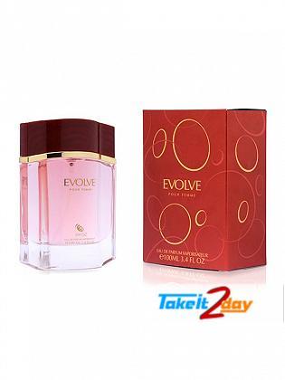 Ekoz Evolve Perfume For Women 100 ML EDP By Afnan