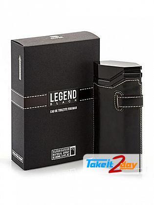 Emper Legend Black Perfume For Men 100 ML EDT
