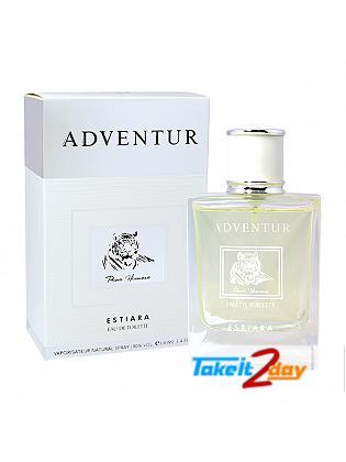 Estiara Adventure White Perfume For Men 100 ML EDT