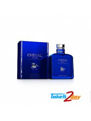 Estiara Cheval Blue Perfume For Men 100 ML EDT