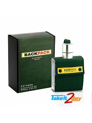 Estiara Back Pack Green Perfume For Men 100 ML EDT