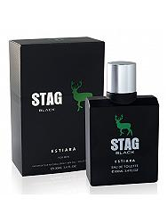 Estiara Stag Black Perfume For Men 100 ML EDT